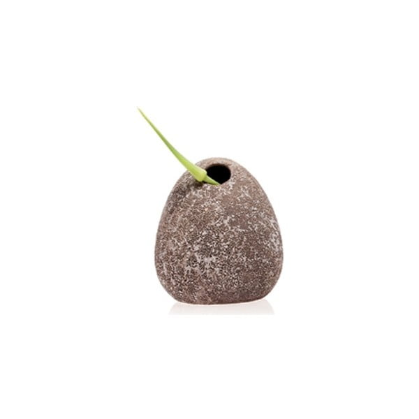 Váza Koski Oval, chocolate