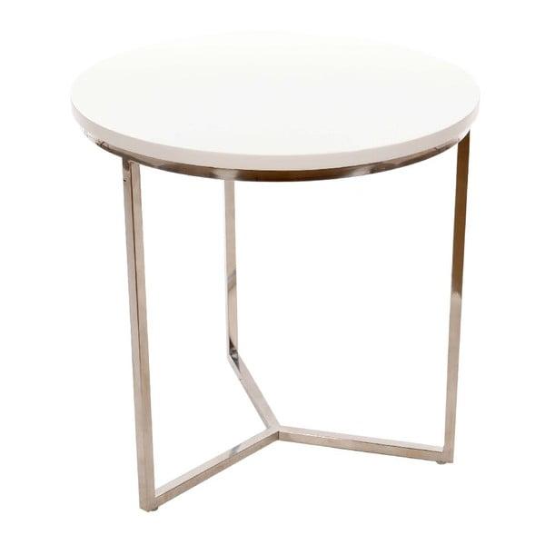 Odkládací stolek Trio Metal, 50x50 cm