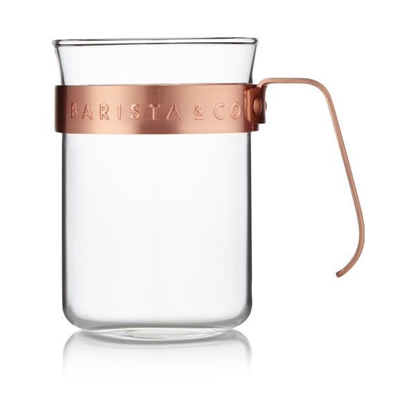 Šálky na kávu Barista 220 ml, měděné, 2 ks