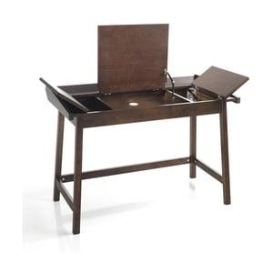 Dřevěný počítačový stůl Tomasucci Henny