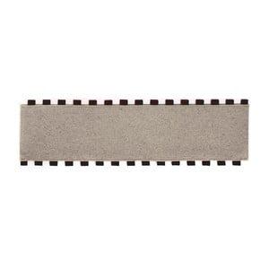 Tapperello Beige, koberec 120x35 cm