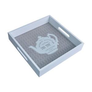 Podnos Ewax Tea Time, 24 x 4 cm