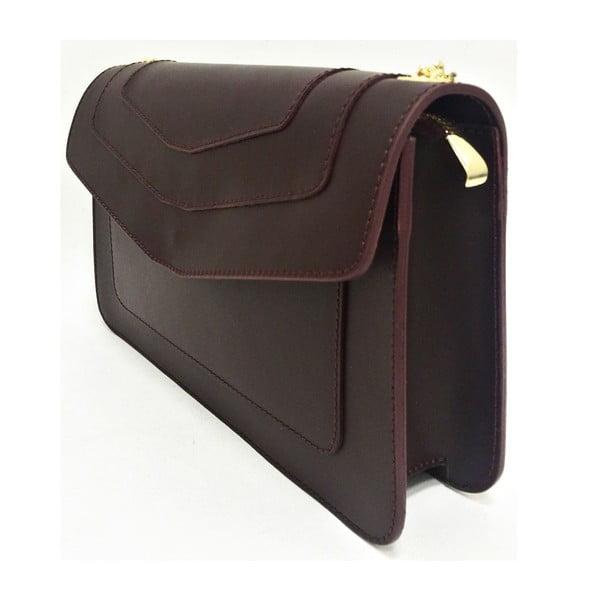 Kožená kabelka Joia Brown