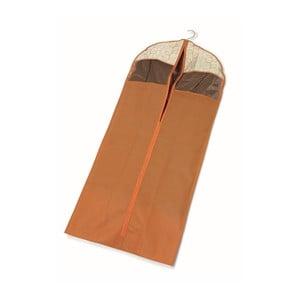 Husă de protecție pentru haine Cosatto Bloom, lungime 137 cm, portocaliu