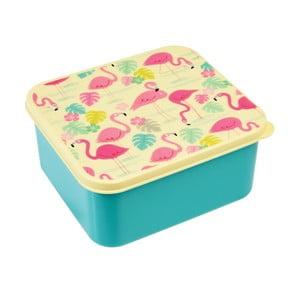 Cutie pentru mâncare Rex London Flamingo Bay