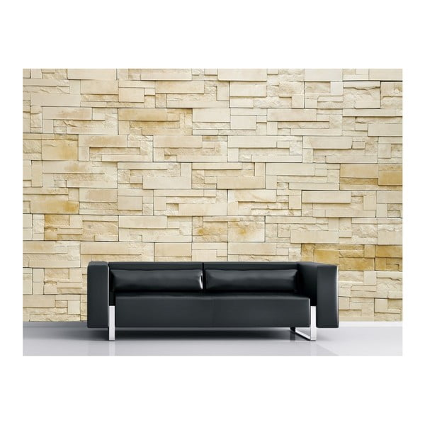 Velkoformátová tapeta Rock Wall, 315x232cm