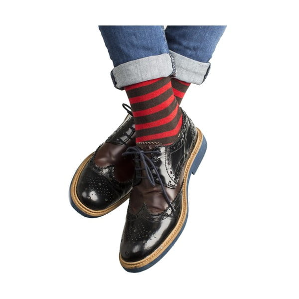 Sada 4 párů unisex ponožek Funky Steps Martial, velikost39/45