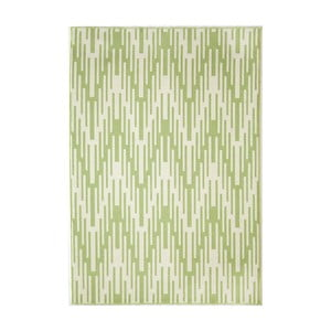 Zelený koberec Nourison Baja Maldonado, 290 x 201 cm