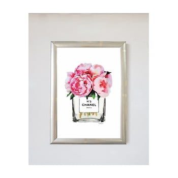 Tablou Piacenza Art Flower With Parfume, 23 x 33 cm