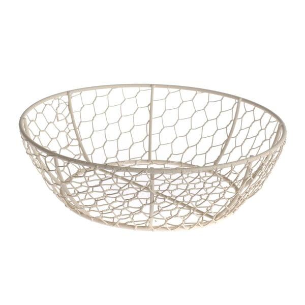 Koszyk metalowy Dakls Easter, ⌀ 23 cm
