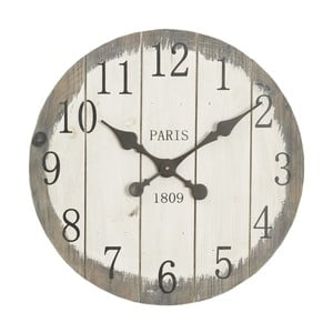 Nástěnné hodiny Country Time, 50 cm