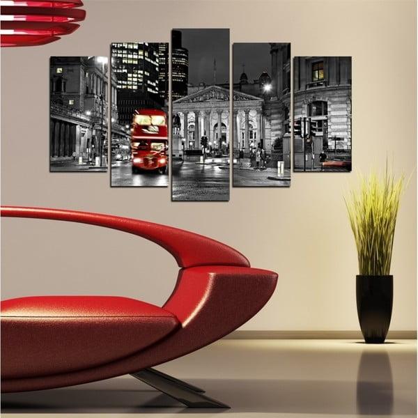 Vícedílný obraz 3D Art Kelsie, 102x60cm