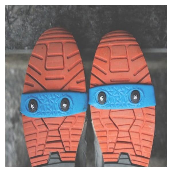 Pásky na boty proti námraze Nordic Grip Mini Black, velikost S