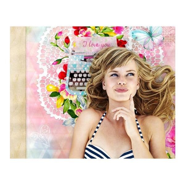 Prosop de plajă Dreamhouse So Cute Isa, 100 x 180 cm
