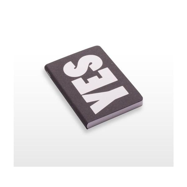 Zápisník Nuuna Yes Or No, malý