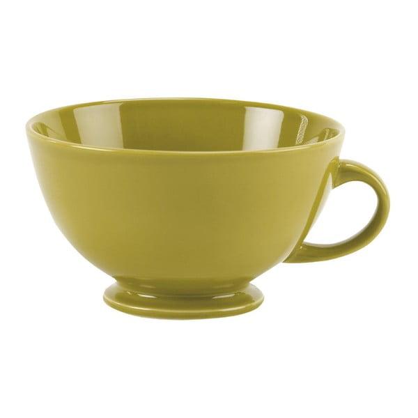 Hrnek Jumbo, olivový