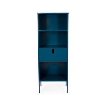 Etajeră Tenzo Uno, înălțime 152 cm, albastru petrol de la Tenzo