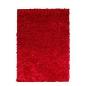 Červený koberec Flair Rugs Cariboo Red, 120x170cm