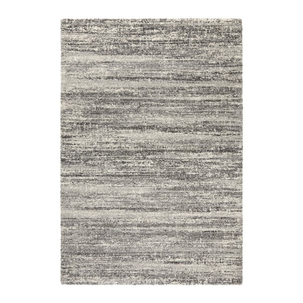Covor Mint Rugs Chloe Motted, 200 x 290 cm, gri deschis