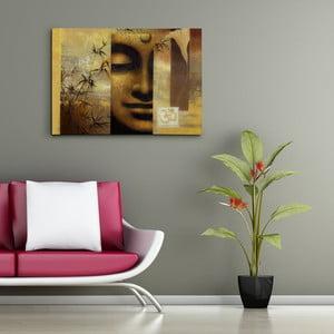 Obraz na plátně Buddha, 50x70 cm