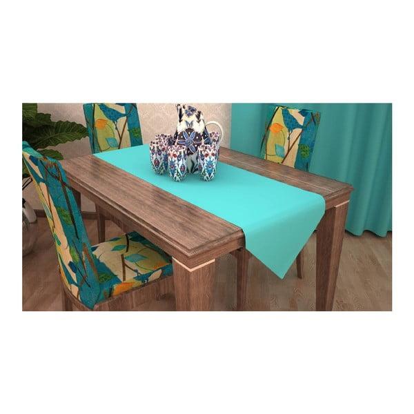 Běhoun Turquoise, 45x175 cm