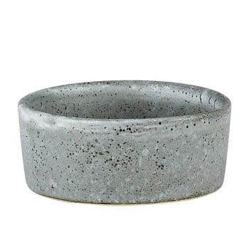 Bol din ceramică Bitz Mensa, diametru 7,5 cm, gri