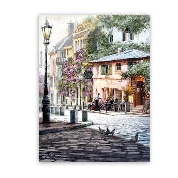 Tablou Styler Canvas Summer Corner, 60 x 80 cm de la Styler