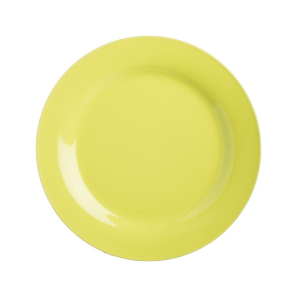 Kameninový talíř Price & Kensington Green Dinner, 21 cm