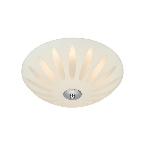 Plafonieră LED Markslöjd Petal, ø 43 cm, alb