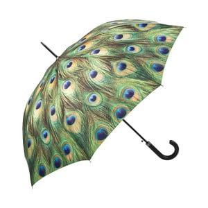 Zelený holový deštník Von Lilienfeld Peacock