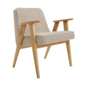 Křeslo 366 Concept Tweed Beige