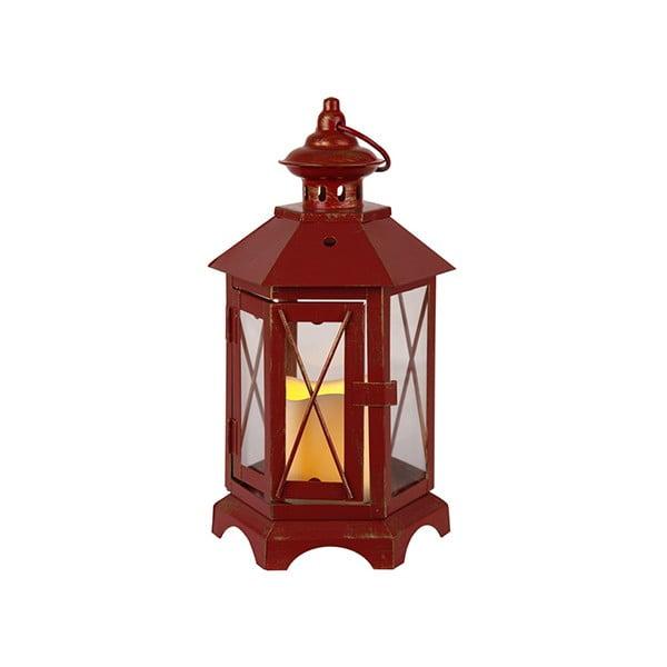 LED lucerna Eba, červená