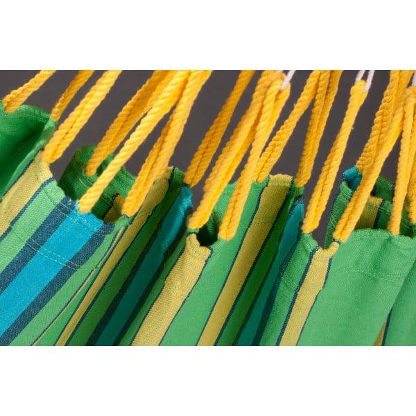 Houpací síť Currambera až pro dva, zelená