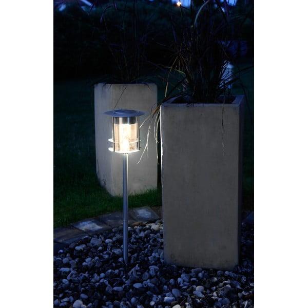 Zahradní světlo Solar Energy Path Light Steel
