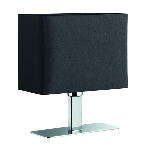Stolní lampa Ming, černá