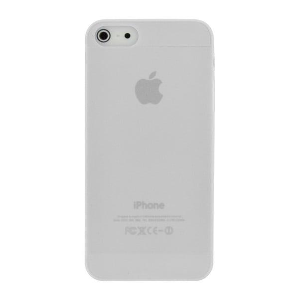 Ochranný obal na iPhone 5, Slim White