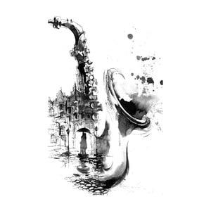 Tablou Black&White Nostalgic, 45 x 70 cm