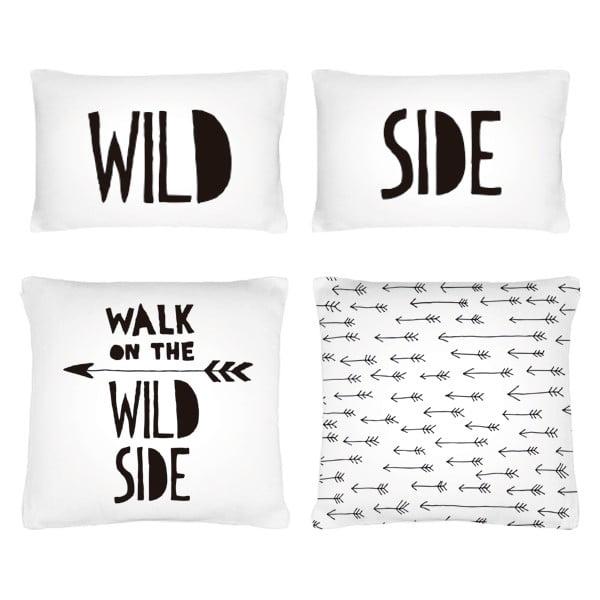 Sada 3 polštářků Wild Side