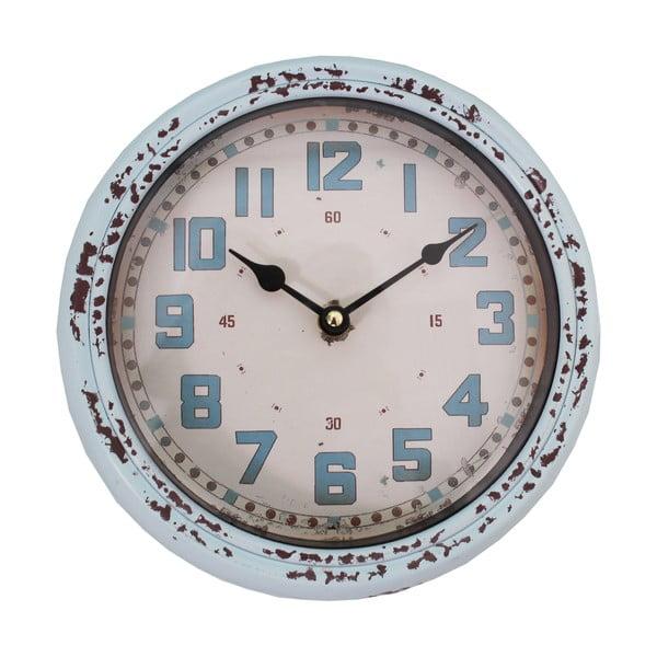 Nástěnné hodiny Pendule, modré