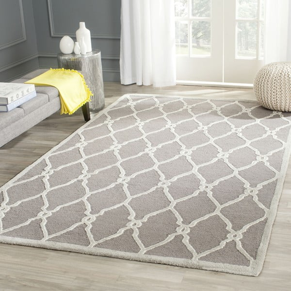 Vlněný koberec Augusta, 152x243 cm