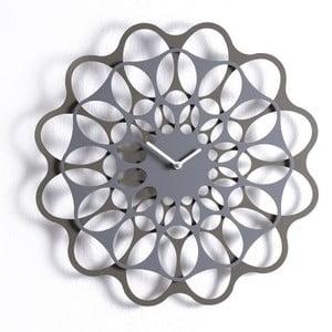 Designové hodiny Grey, 40 cm