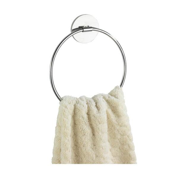 Samodržící háček na ručníky Wenko Turbo-Loc, nosnost až 40 kg