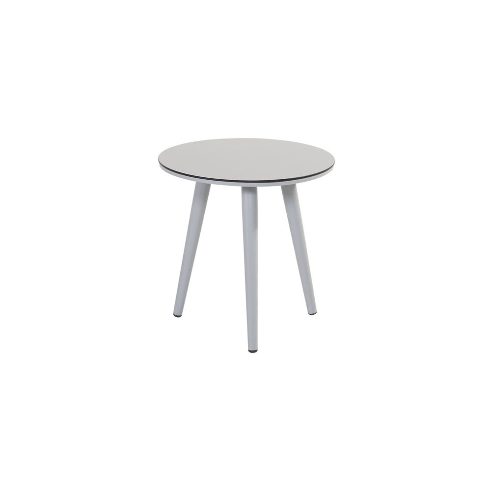 Šedý zahradní stolek Hartman Sophie Studio Bistro John, ø 45 cm