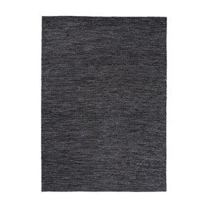 Vlněný koberec Regatta Steel, 140x200 cm