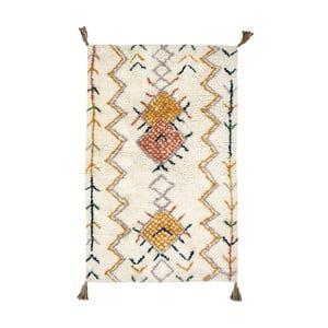 Bavlněný koberec Nattiot Trishna, 110 x 160 cm