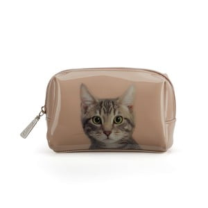 Portfard Tabby on Taupe
