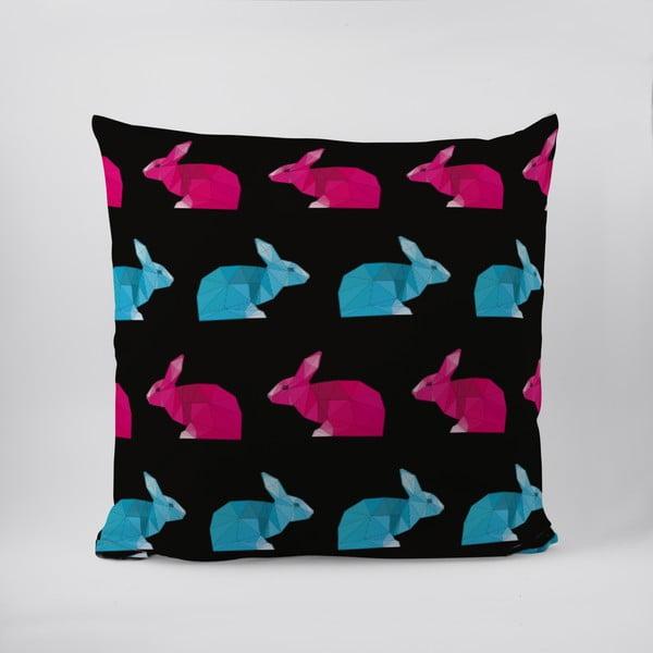 Polštář Origami Rabbits