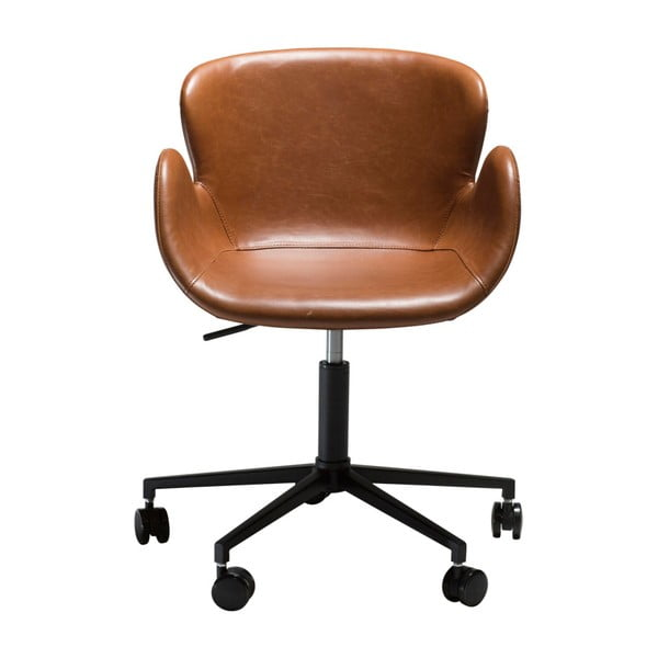 Svetlohnedá kancelárska stolička DAN-FORM Denmark Gaia