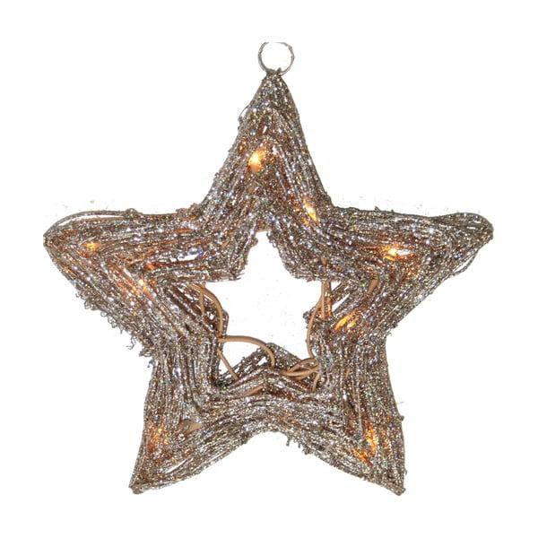 Svítící hvězda Gold Star
