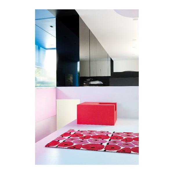 Vlněný koberec Avocadis, 60x120 cm